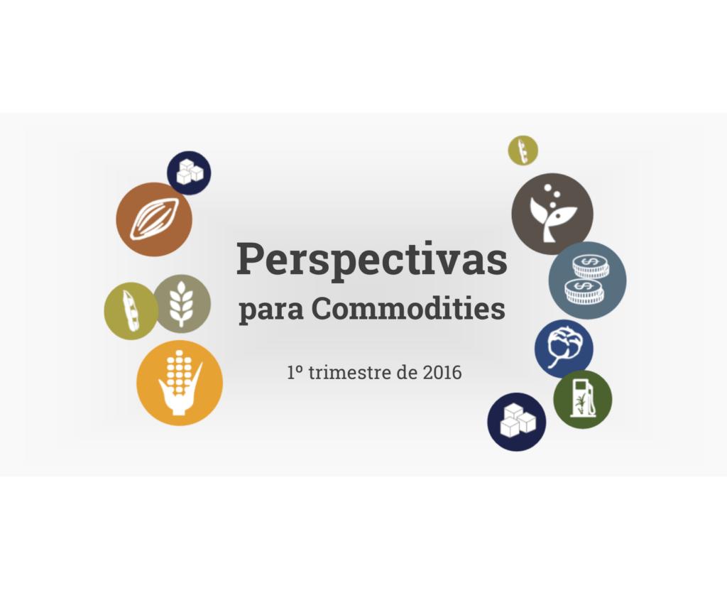 Em 2016, El Niño continuará pesando sobre as commodities agrícolas
