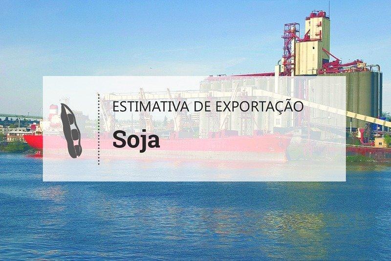 Perda de competitividade da soja brasileira deve refletir em exportações mais lentas