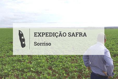 Sorriso confirma posição como polo da soja no Brasil