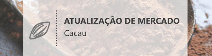 Cacau: Produção de secundários avança, mas consumo recua 1,4% em 2017 no Brasil