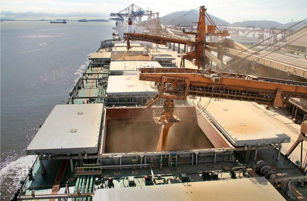 Dados de line-up indicam exportações ainda mais aquecidas