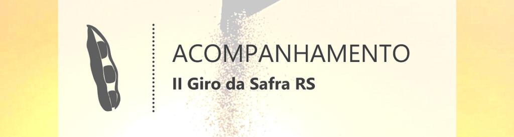 Clima irregular impacta região sul do RS