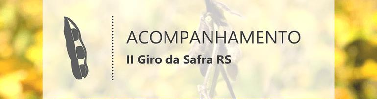 Soja gaúcha demanda chuvas para melhorar médias de rendimentos