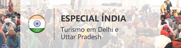 Delegação brasileira realiza visitas turísticas em Delhi e Uttar Pradesh