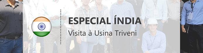 III Viagem Comercial à Índia se despede com visita à Usina Triveni