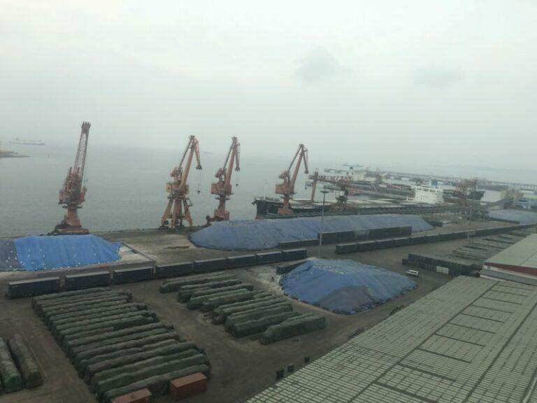 INTL FCStone visita a Bolsa e o Porto de Dalian