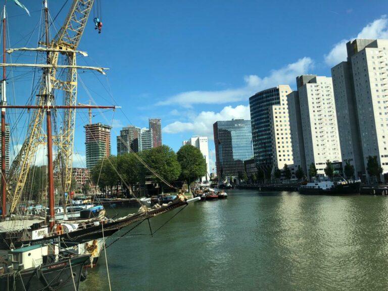 INTL FCStone relata visitas ao Porto de Roterdã e à Trading Cefetra