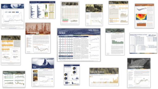 Mercados Agrícolas - A Inteligência de Mercado da INTL FCStone