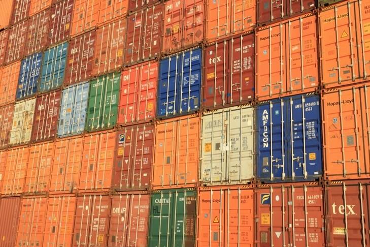 Entraves logísticos e competição sul-americana prejudicam exportações dos EUA