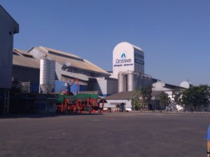 INTL FCStone visita segunda maior usina açucareira da Tailândia