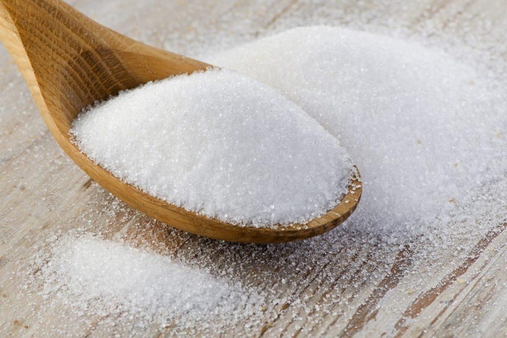 produção total de açúcar