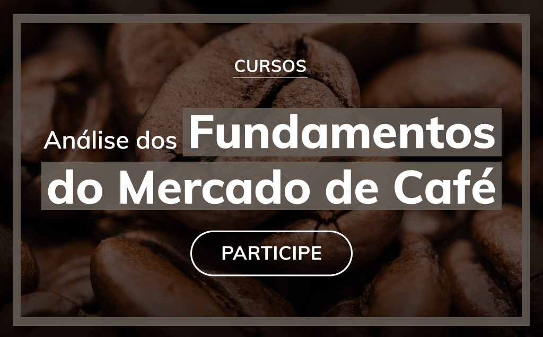 Banner Curso de Análise dos Fundamentos do Mercado de Café