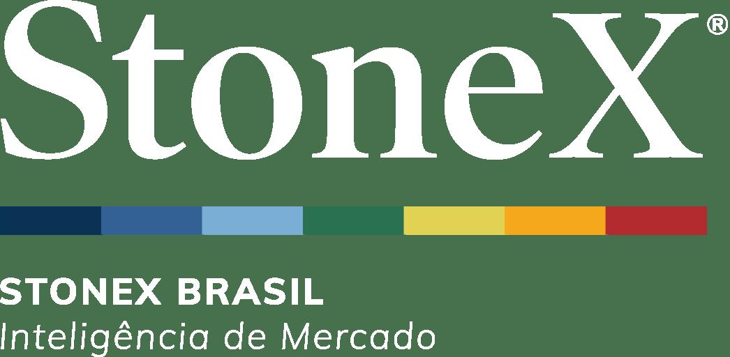 Logo StoneX - Branco - Inteligência de Mercado